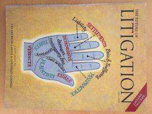 The_Future_of_Litigation_Fall_2003_Cover