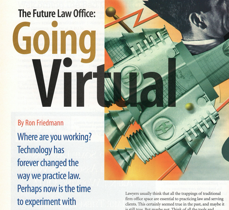Law Firms Going Virtual
